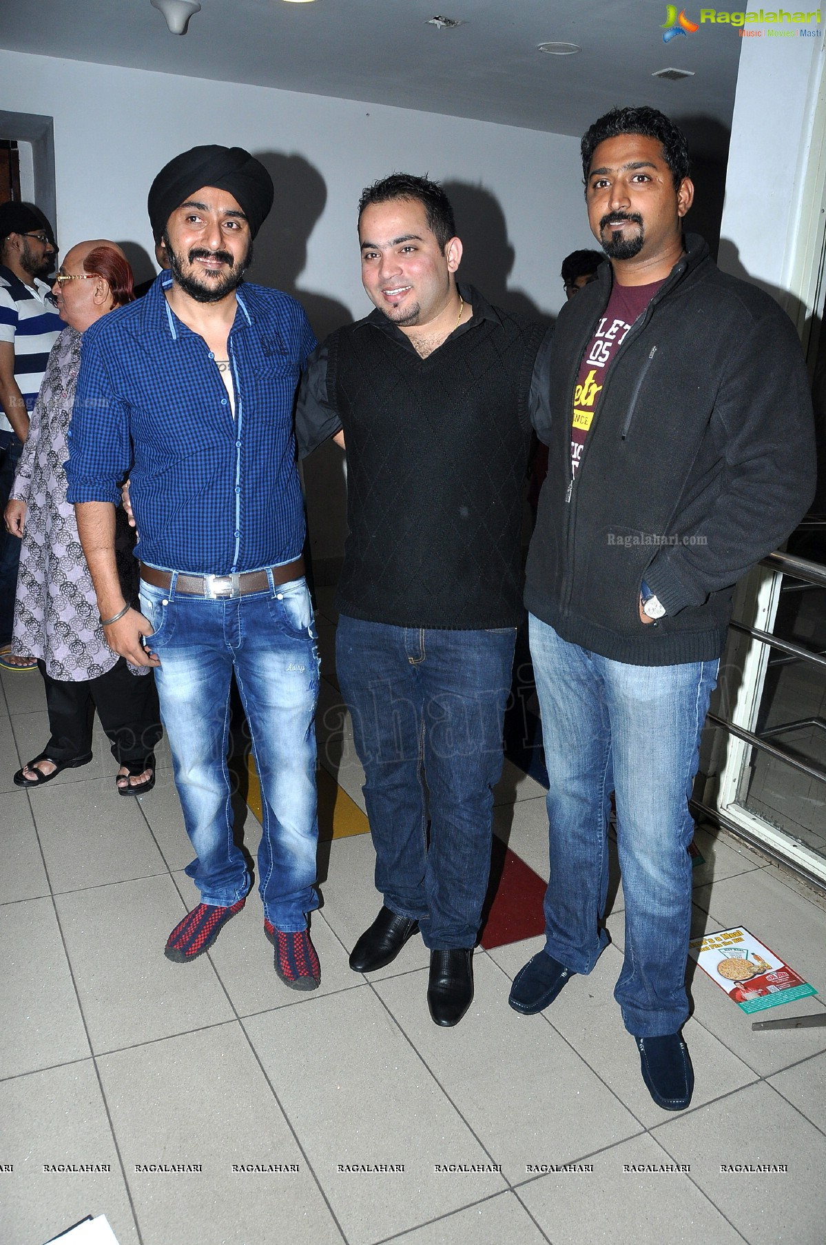 son of sardar special screening at gvk one hyderabad photo coverage