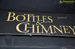 Bottles and Chimney