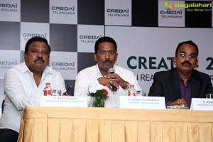 CREDAI CREATE-2017 Announcement