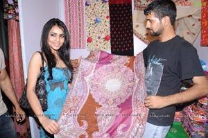 Fashion Spectrum Expo At Satya Sai Nigamagamam