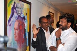 HYderabad Marriott Hotel Launches Art Gallery Museum