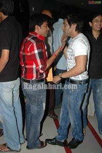Robo Special Screening for Hyderabad Page3 Celebrities