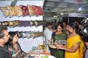 Sabitha Indra Reddy Inagurates Fashion Destination 2010 Expo