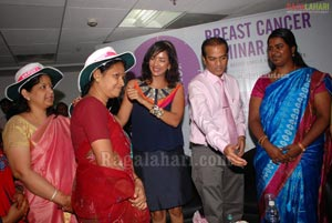 Breast Cancer Seminar at Apollo Hospitals