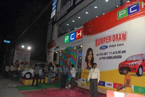 PCH Bumper Draw Ford Figo Cars