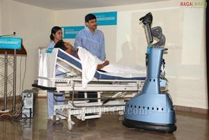 RP-7 Remote Presence Robot - Apollo Hospital Group