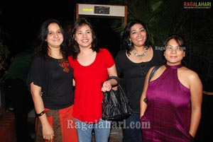 Bottles and Chimeny Puba Party, Oct 13, Hyd