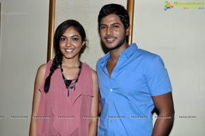 Kalamandir Miss Hyderabad 2012 Sundeep Kishan Reetu