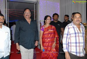 Brahmanandam Son Gautam's Marriage Photos