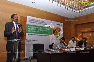Hyderabad CREDAI Propery Show 2012