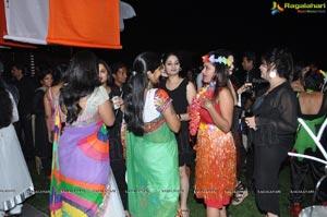 Madan Preethi Halloween Party