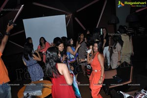Hyderabad Pink Ladies Club Designer Classes