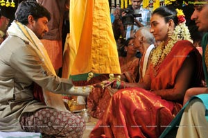 Hero Nani Wedding Photos