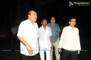 Raja Rajeswari Pictures Lucky Audio Release