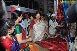 Hyderabad Silkmark Expo 2012