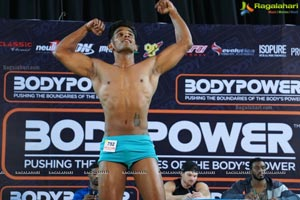 BodyPower Expo India 2016