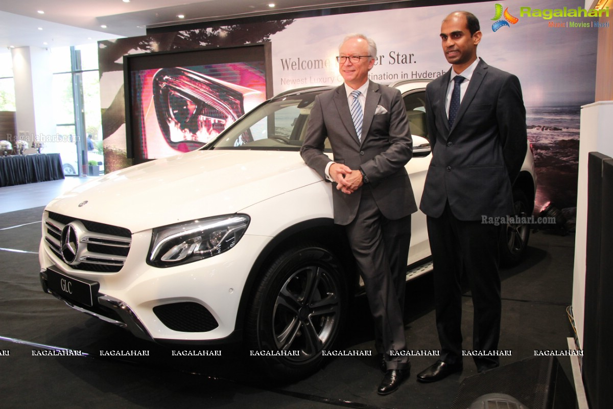 Charming Silver Star Mercedes Benz Showroom Launch At Somajiguda