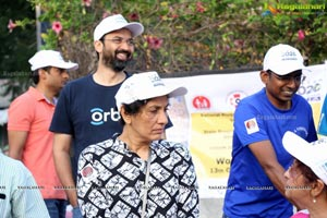World Sight Day Walk