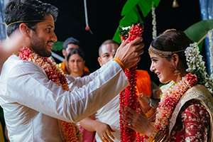 Chaitanya-Samantha Wedding Photos