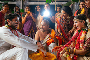 Chaitanya-Samantha Wedding Photos