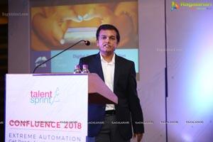 TalentSprint hosts Confluence 2018
