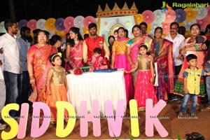 Siddhvik Birthday Party