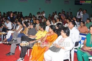 Nagarjuna, Amala at Gopichand Badminton Academy