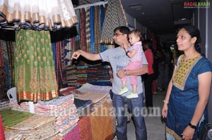 India Sliks & Cotton Exhibition Cum Sale Launched by Vidya Rao