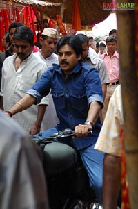 Pawan Kalyan-Jayanth Film