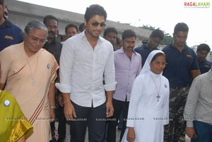 Allu Arjun promotes Anti Child Labour