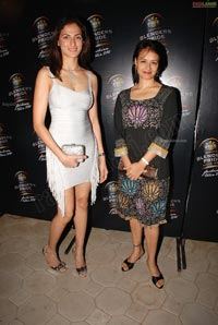 Malaika Arora Khan, Genelia and Dia Mirza's Ramp Walk at Blenders Pride Fashion Tour 2011