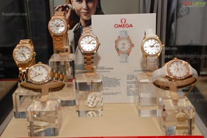Omega Diamond Collection Watches