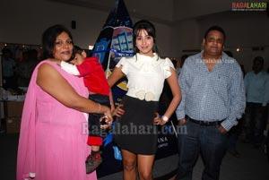 Sanjjanaa Launches Furniture Fair 2011 at HITEX