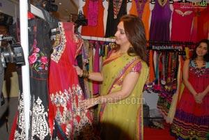 Sridevi Launches Khwaish Exhibition at Taj Krishna