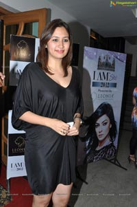 Celebrities at I am She 2012 Grand Final