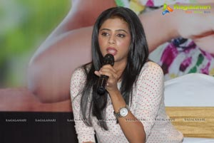 Charulatha Priyamani Press Meet