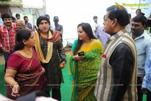 Jayaprada Matrudevobhava Bhojpuri Launch