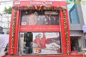 Linen Club Hyderabad Showroom