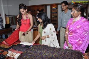 Shrujan 'Kutchi Hand Embroidery' Exhibition