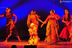 Classical Dancer Shobana