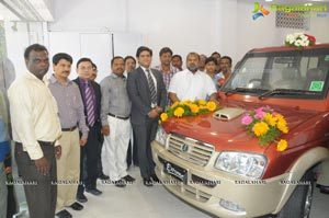 Sonalika International CarsMUV Extreme