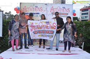 Activitiens Website Launch