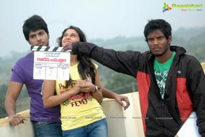 Routine Love Story Working Stills