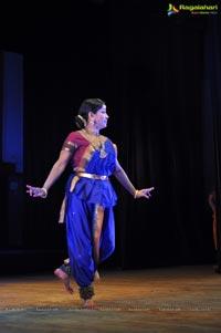 Menakaa Kuchipudi Dance