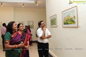 Art Exhibition Salar Jung