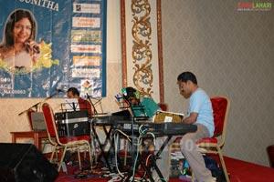 Musical Moments of Sunitha at NJ